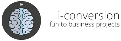 i-conversion fun to business projects