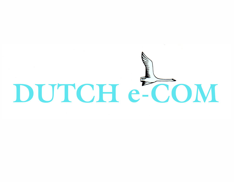 dutch e-com logo design jules dorval