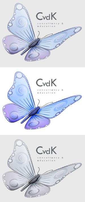 logo illustration jules dorval