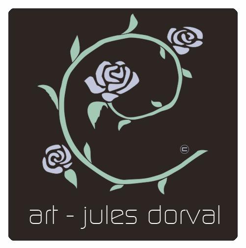 illustration art jules dorval