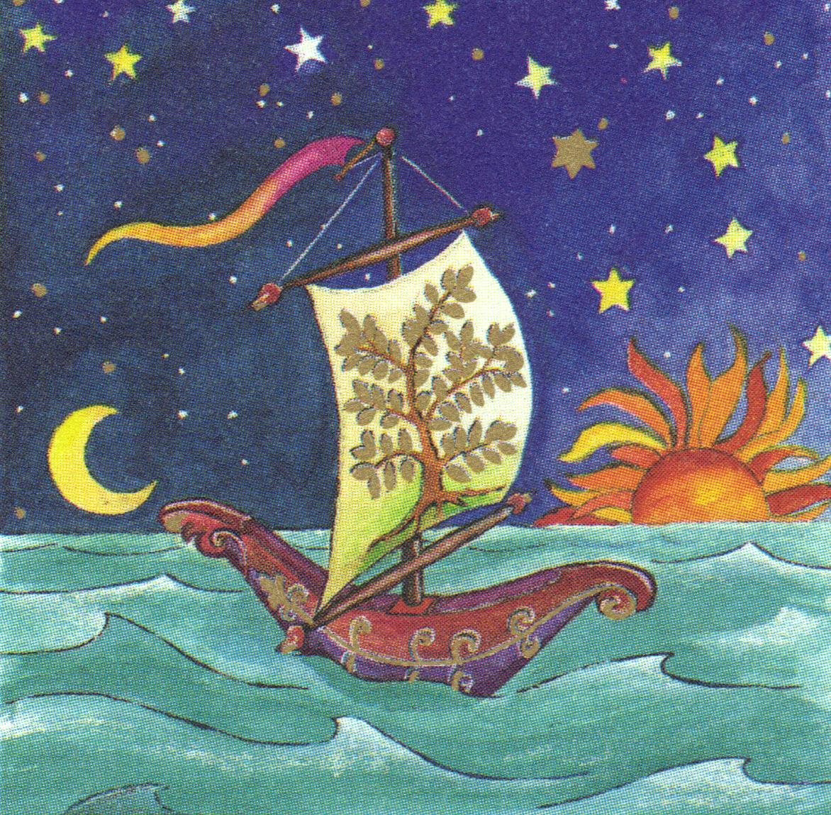 illustration symbolique jules dorval