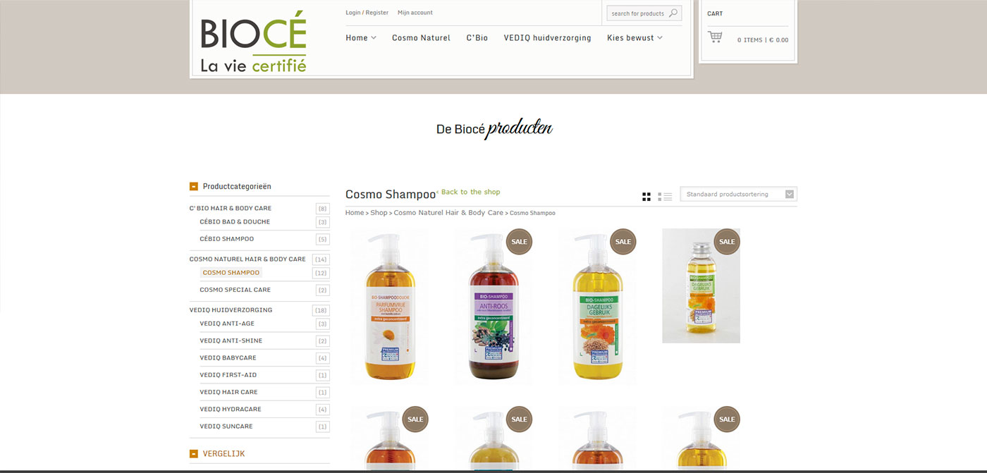 e-commerce design jules dorval