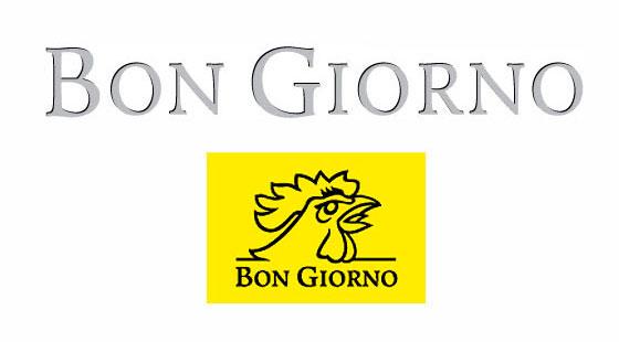 bongiorno logo design jules dorval