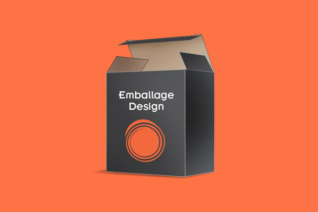 Emballage design