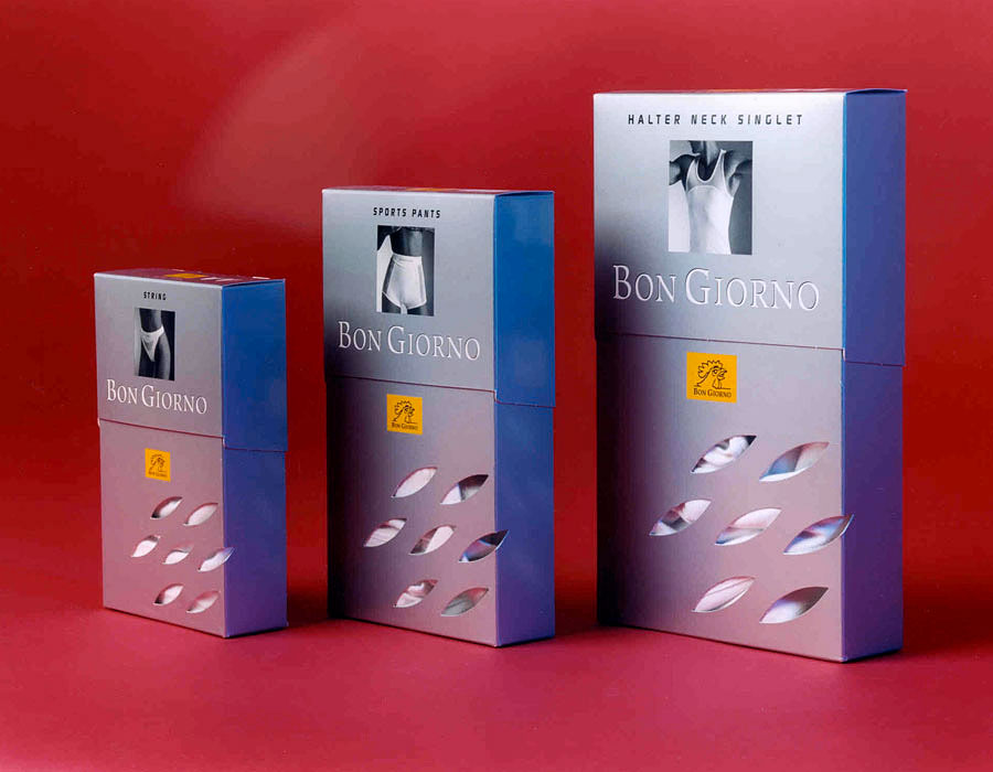 bongiorno emballage package design jules dorval