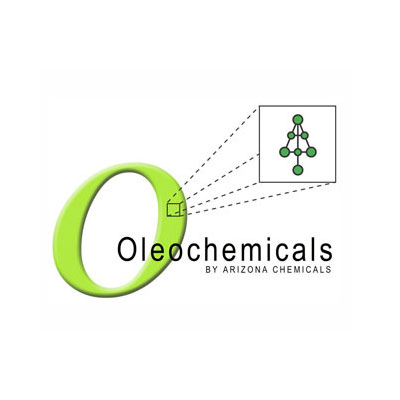 Arizona Chemicals, oléo chemicals, logo design Jules Dorval