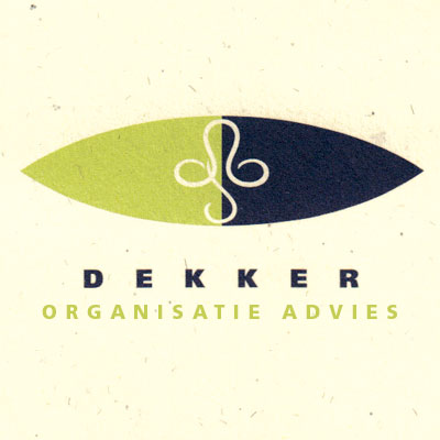 Aad Dekker, conseil en marketing et organisation, logo design Jules Dorval