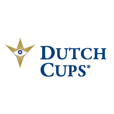 Dutch Cups gobelets réutilisable, logo Design Jules Dorval