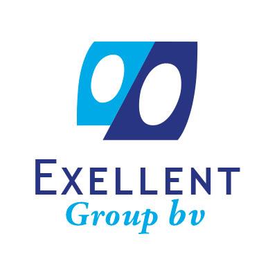 Excellent, gestionnaires d'entreprises, logo design Jules Dorval
