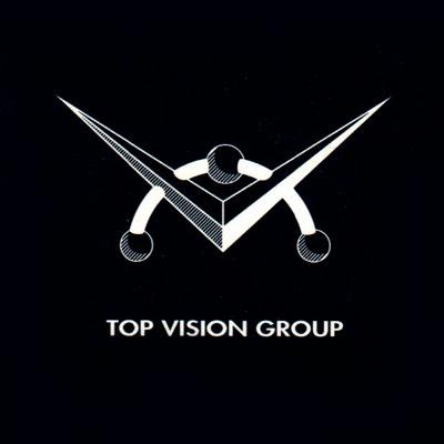 Top Vision, logo design Jules Dorval