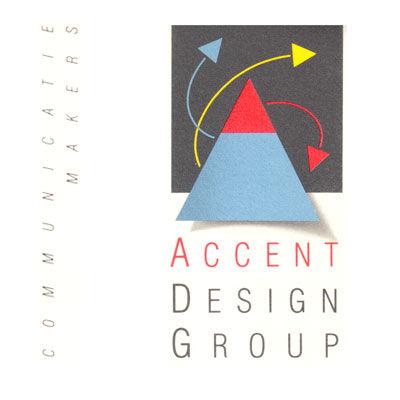 Accent Design Group, bureau de communication, logo design Jules Dorval