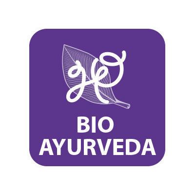 Bio Ayurvéda, logo design Jules Dorval