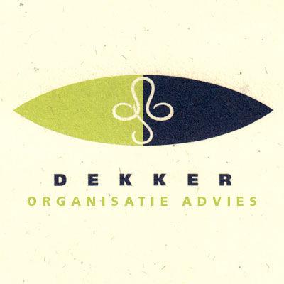 Aad Dekker, conseil en marketing et organisation, logo design Jules Dorval