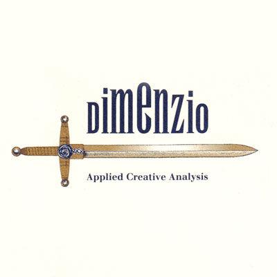 Dimenzio, Analyse appliqué de façon créative, logo design Jules Dorval