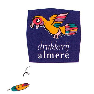 Imprimerie Almere, logo design Jules Dorval