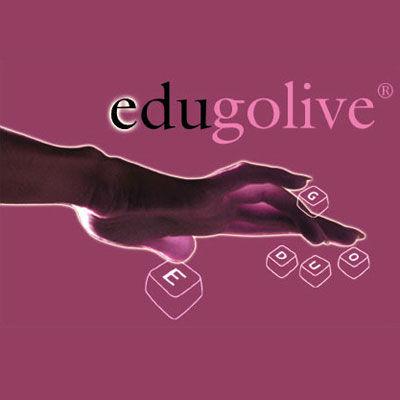 edugolive, formations en ligne, logo design Jules Dorval
