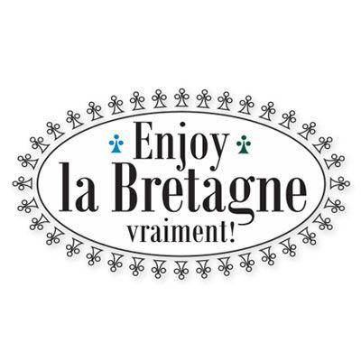 Enjoy la Bretagne vraiment, logo design et projet, Jules Dorval