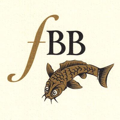FBB gestion finance boursiere, logo design Jules Dorval