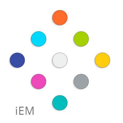 iMage et Mots, dessin graphique, logo design Jules Dorval