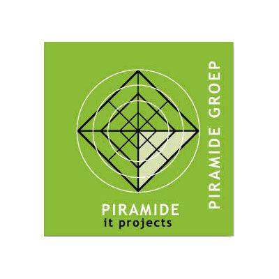 Piramide projects, logo design Jules Dorval