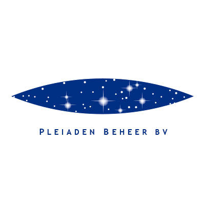 Pleiaden, gestion d'entreprises, logo design Jules Dorval